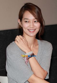 shin min ah piercing - Google Search