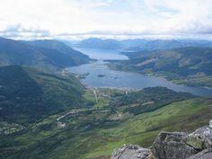 UK - Scotland - Ballachulish highland beauty.