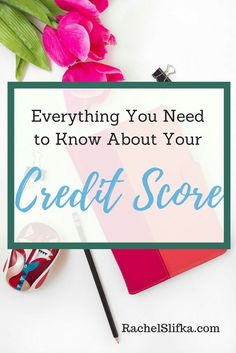 Your credit score is what banks and other establishments use to check whether they should approve your purchase, loan or job application. Naturally, this could mean the difference between an approval or a denial and why your credit re Check Credit Score, How To Fix Credit, Making Goals, Making Ideas, Budgeting Finances, Budgeting Tips, Money Tips, Money Saving Tips, Cash Saver