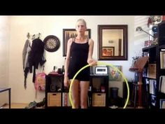 Twin hoop Tutorial: Waist Wraps (BTB-Forward Current)!! Hoop love to all!! - YouTube