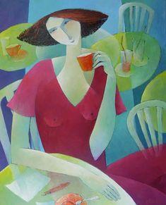 Il mondo di Mary Antony: Francoise Collandre