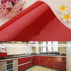1000 ideas about contact paper cabinets on pinterest for Adhesive covering for kitchen cabinets