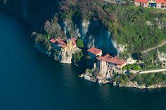 Verbania,  Lago Maggiore. Italy