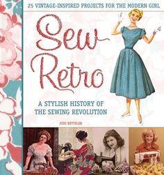 Sew Retro book