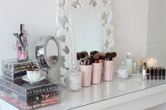 Room Tour, Dressing Table and Make Up Collection. ~ Belles Boutique | Beauty, Fashion and Lifestyle Blog