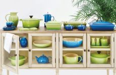 Win 1 of 4 Le Creuset hampers from the Palm range worth