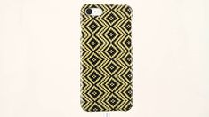 iPhone8 Jackquard Yellow Carbon Fiber+KEVLAR/Aramid Fiber case by DUNCA