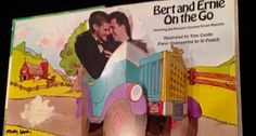 This Is How You Turn A Children's Pop-Up Book Into A Wedding Album