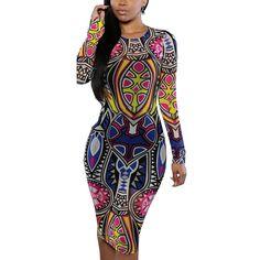 XXL Plus Size Sexy women Tribal tattoo sheer print mesh party dress women evening club dress summer bodycon dress women dress