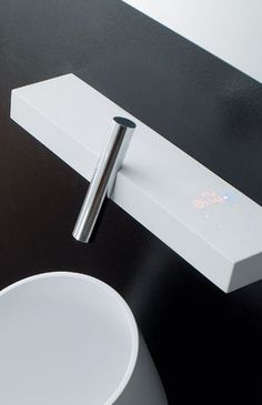 Thermostat Faucet from Treemme www.trendir.com/