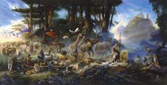Tom duBois - Invitation, The - Search Gallery One for ART limited edition prints, giclee canvases and original paintings by internationally-known artists 100 Piece Puzzles, Jigsaw Puzzles, Before The Flood, Currier And Ives, Poster Prints, Art Prints, Canvas Signs, Cool Posters, Laminas Vintage
