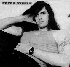Peter steele