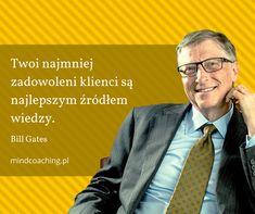 Zobacz 10 najbardziej inspirujących cytatów Billa Gatesa na mindcoaching.pl #BillGates #wielcyinnowatorzy #gigancibiznesu #rozwójosobisty #inspirujące #cytaty #motywacja #mindcoaching Bill Gates, Sentences, Movies, Movie Posters, Random, Frases, Films, Film Poster, Cinema