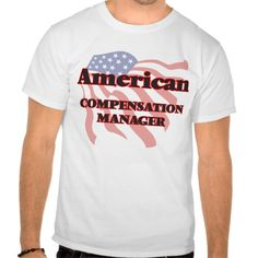 American Compensation Manager Tee T Shirt, Hoodie Sweatshirt