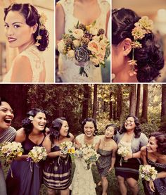 Real Wedding: Joann + Jon's Nestldown Wedding Nestledown Wed 1920s Wedding, Wedding Trends, Wedding Blog, Wedding Photos, Wedding Ideas, Wedding Vintage, Wedding Bridesmaids, Wedding Stuff, Wedding Inspiration