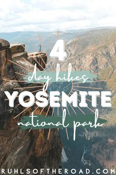 The best things to do in Yosemite National Park! Take a trip to northern California & see incredible Yosemite landscapes including Yosemite Valley, Vernal Falls Yosemite, Half Dome Yosemite, Glacier Point Yosemite, Taft Point Yosemite & Yosemite National Park waterfalls. Northern California hikes are some of the best & will showcase California waterfalls, giant rock formations like half dome, dawn wall & sweeping valleys. Visit Yosemite in the fall. Plus tips to find free Yosemite camping. National Park Passport, National Park Camping, National Parks Map, National Park Posters, Yosemite National Park, California Destinations, California Travel, Northern California, Travel Destinations