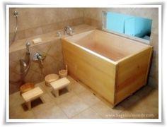 ofuro antico rituale del bagno giapponese