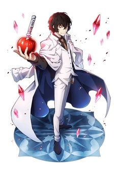 Who are the most handsome anime male characters? Bungou Stray Dogs Chuya, Stray Dogs Anime, Bungou Stray Dogs Wallpaper, Dog Wallpaper, Anime Love, Anime Guys, Dazai Osamu Anime, Bungou Stray Dogs Atsushi, Manga Anime