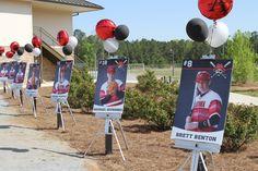 Baseball End of Season Baseball Party Party Ideas | Photo 1 of 15