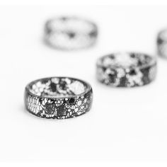 Black Lace Resin Ring Big Size 8 10 Smooth Ring OOAK french vintage... (£31) ❤ liked on Polyvore featuring jewelry, rings, gothic rings, resin jewelry, lace jewelry, gothic jewelry and goth jewelry