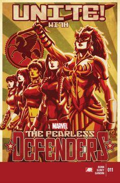 Fearless Defenders #11. Read the series: https://comicstore.marvel.com/Fearless-Defenders/comics-series/9577