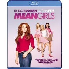 If you watch Mean Girls backwards, it's about a girl who becomes so unpopular that she has to move to Africa. :p
