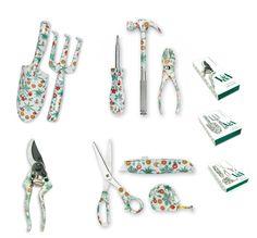 Pretty Gardening Tools