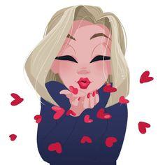 ღ♥ღ♥  KISSES  ღ♥ღ♥
