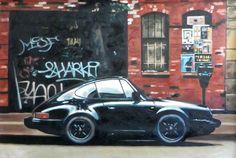Black Porsche, Thomas Saliot