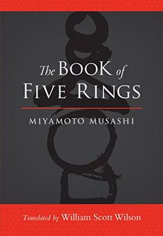 The Book of Five Rings -- You can find more details by visiting the image link.