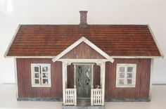 Minimis BY SWEDEN Shabbychic dolls and dollhouse scale 1:12