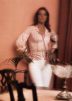 Frida of Abba (c. 1977)