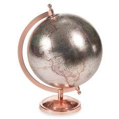 Globus H 29 cm COPPER GLACE