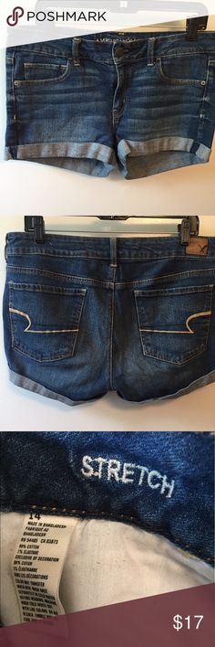 AEO shorts Great condition. American Eagle Outfitters Shorts