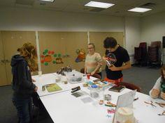 Tinkering Teens 11-12-16