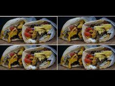 γύρος gyros χοιρινός ή κοτόπουλου με πίτα πιτόγυρο σπιτικός γρήγορα CuzinaGias - YouTube Tacos, Mexican, Ethnic Recipes, Youtube, Food, Eten, Meals, Diet