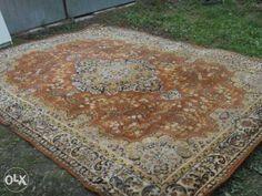 Duży dywan za grosze 3,40x2,50 za 70 zł szkoda wyrzucać Wrząsowice - image 1