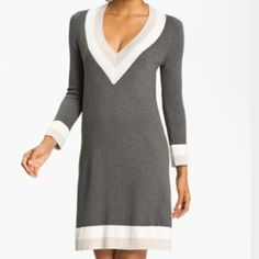 Sweater dress V neck sweater dress by felicity and coco Nordstrom Dresses