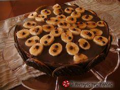 Νηστίσιμο σοκολατένιο γλυκό με μπισκότα #sintagespareas Cooking Time, Sweet Tooth, Deserts, Muffin, Pie, Vegan, Chocolate, Breakfast, Lent