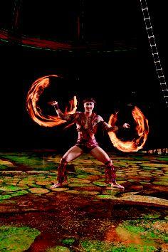 Cirque du Soleil Alegria in Ahoy this December
