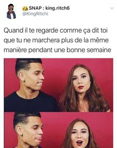 Best Memes, Funny Memes, Jokes, Funny French, Crush Love, Deep Truths, If You Love Someone, Fake Love, Teen Posts