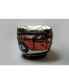 Los Oribe Guinomi (Sake Cup), Goro Suzuki