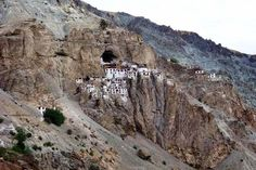 #ThePhuktalMonasteryTrek This trek is on the #top of the list of #offbeat #trekking places in #India. This #monastery is located in #Lungnak #valley that is the isolated valley of #Zanskar #Ladakh. While trekking you will experience #untouched #beauty of the #nature, which will make you're hiking more #exotic. #TheRoadLessTravelled #TRLT #Trekking #exploring the #unexplored #India