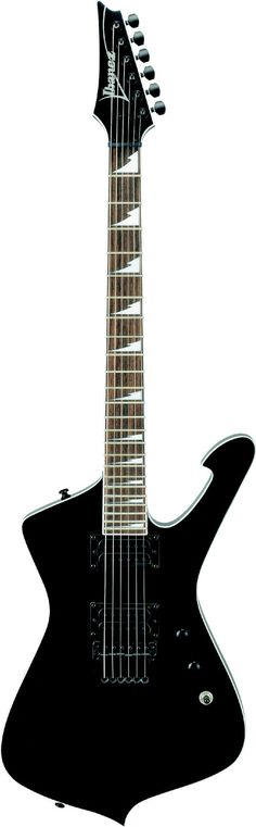 This is my Ibanez Iceman ...