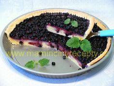 Linecký borůvkový koláč