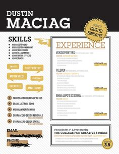 Unique Resume Ideas Adorable Very Cool Resume Look  Design  Pinterest  Resume Ideas And Fonts