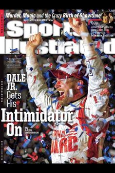 Just a few days after claiming his second Daytona 500 title, Dale Earnhardt Jr. will appear on a regional cover of Sports Illustrated. In the cover story, Lars Si Cover, Cover Boy, Nascar Sprint Cup, Nascar Racing, Auto Racing, Daytona 500 Winners, Mikaela Shiffrin, Sports Illustrated Covers, New Teen