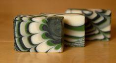 Cucumber Melon Soap by RidgewaySoapworks on Etsy