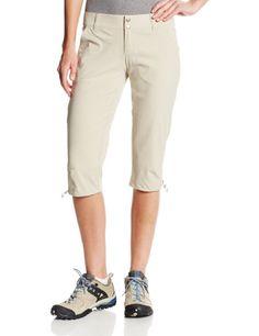 Columbia Sportswear Women's Saturday Trail II Knee Pant, Fossil, 2