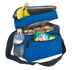 "10"" Cooler and Lunch Bag in Royal Blue DALIX http://smile.amazon.com/dp/B008Q2N7TU/ref=cm_sw_r_pi_dp_7adDub16WHVWV - works for two lunches"